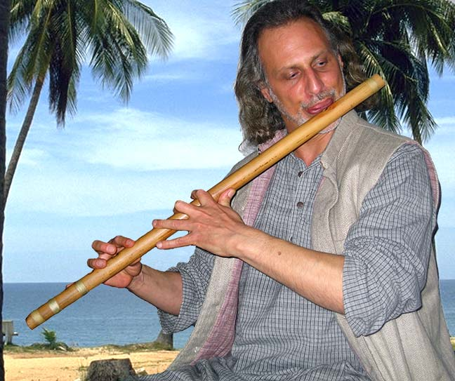 David Philipson - bansuri