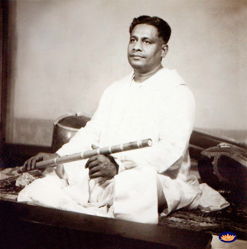 Pt. Pannalal Ghosh in reflection