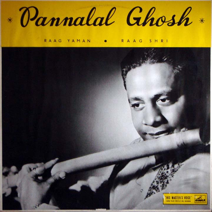 Pt. Pannalal Ghosh LP Ragas Yaman and Shree cover
